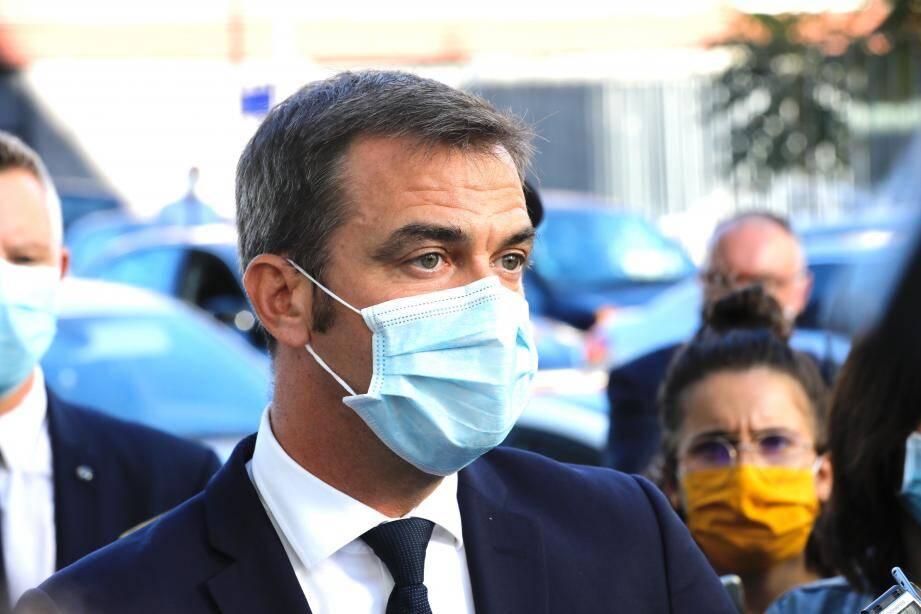 Le ministre de la Santé Olivier Véran a fait de nouvelles annonces ce mercredi soir.