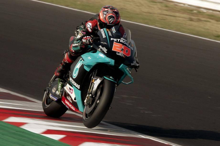 Vinales s'impose à Misano 0 — MotoGP