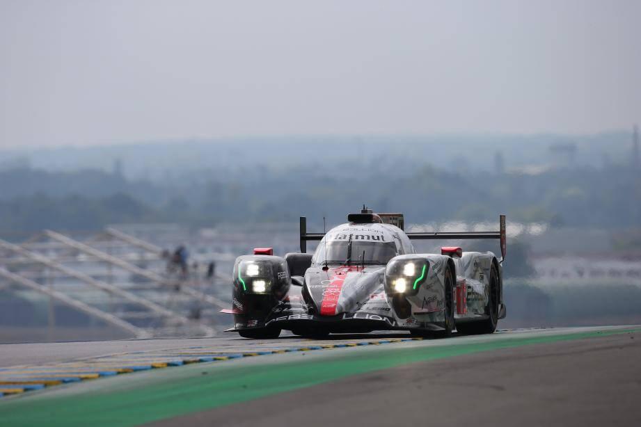 Au Mans, Norman Nato a converti son troisième départ en premier podium.