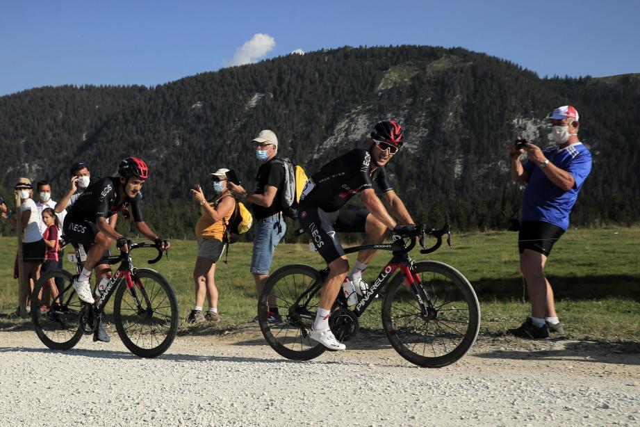 Ineos ne repartira pas les mains vides — Tour de France