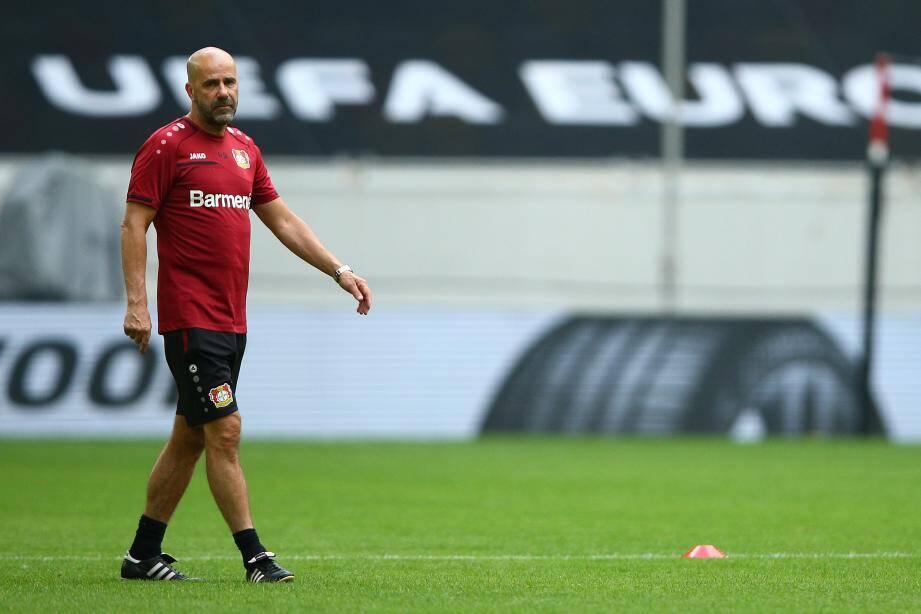 Peter Bosz a côtoyé l'attaquant de l'OGC Nice Kasper Dolberg à l'Ajax Amsterdam.