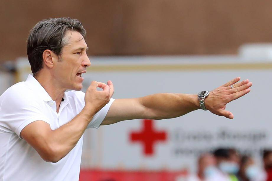 L'entraîneur de l'AS Monaco Niko Kovac.