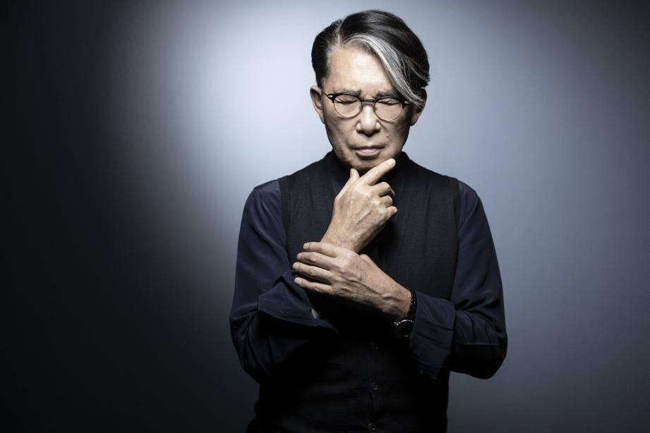 Kenzo Takada en novembre 2018.