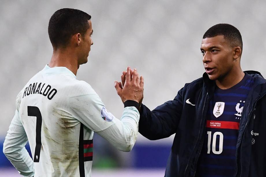 Kanté et les Bleus n'ont pas trouvé la solution pour faire plier les Portugais de Ronaldo.