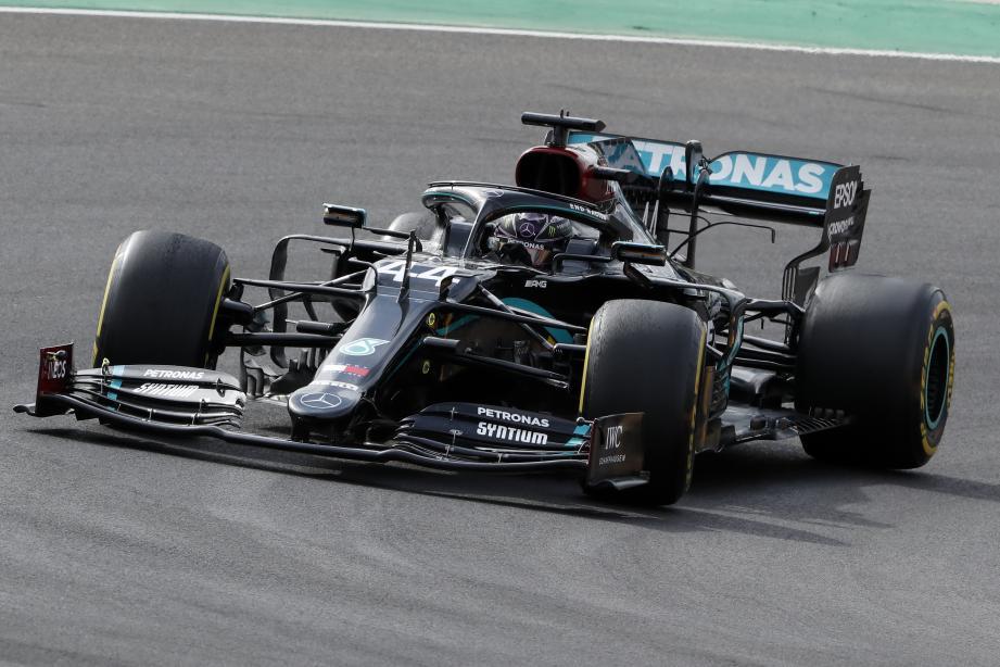 Lewis Hamilton est entré dans l'histoire de la Formule 1.