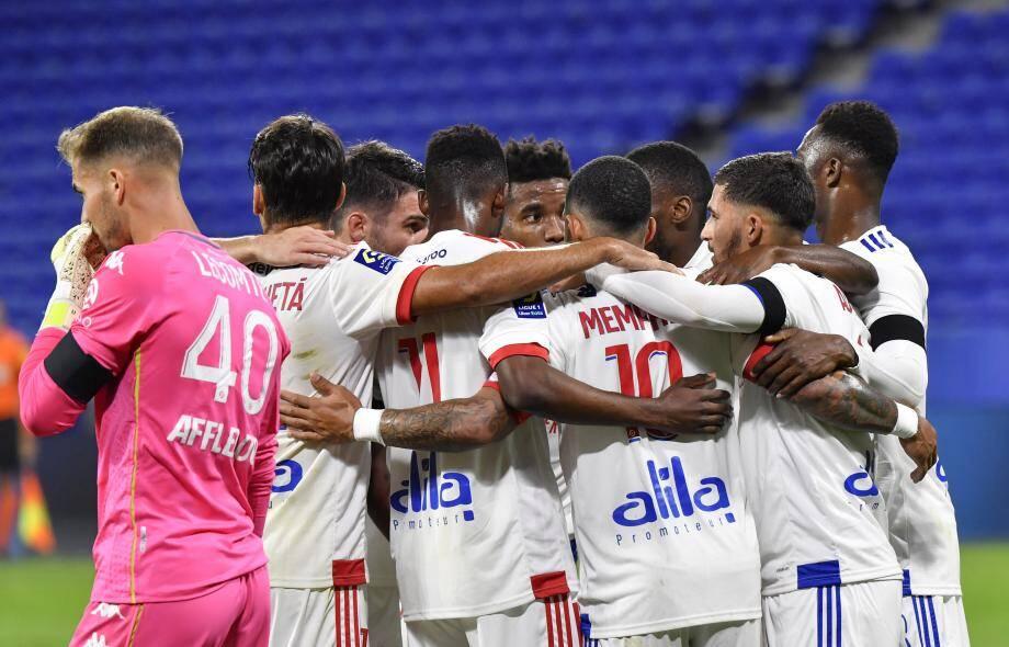 Les Monégasques ont pris une fessée à Lyon (4-1, 8e journée de Ligue 1), ce dimanche 25 octobre.