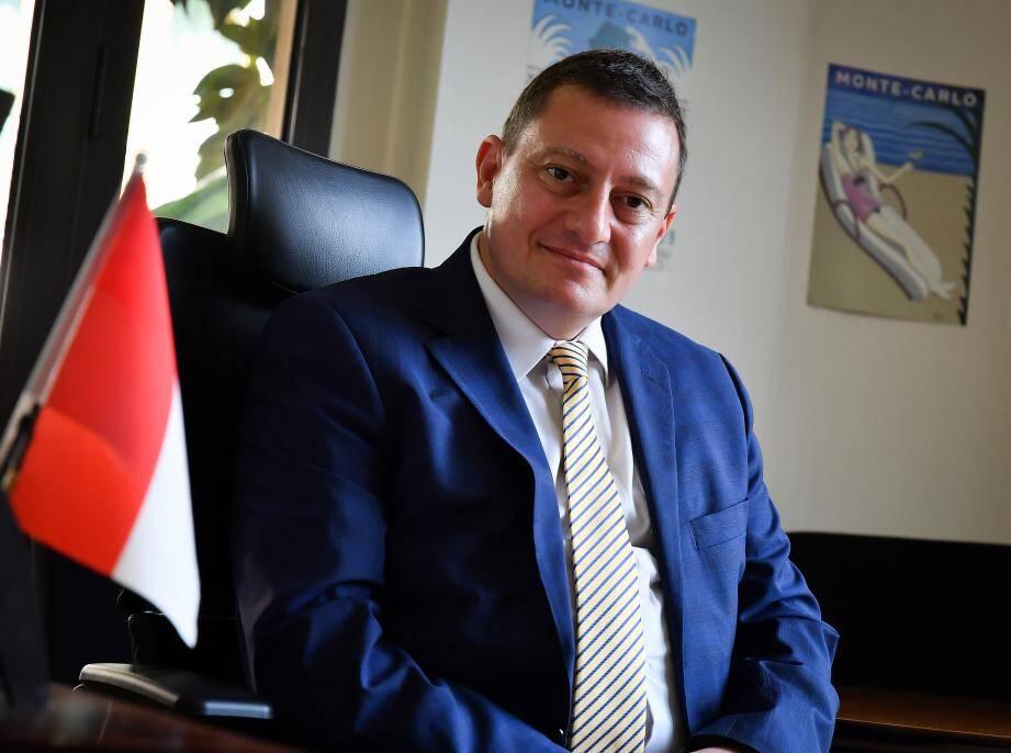 Guillaume Rose, directeur général exécutif du MEB.