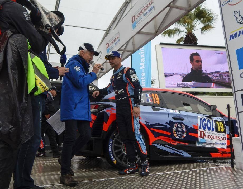 Un an après la dernière victoire de Sébastien Loeb, le Rallye du Var est contraint de ronger son frein.