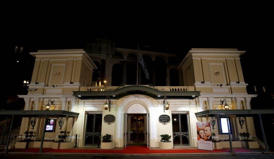 Le Théâtre Princesse-Grace restera fermé au moins jusqu'en décembre.