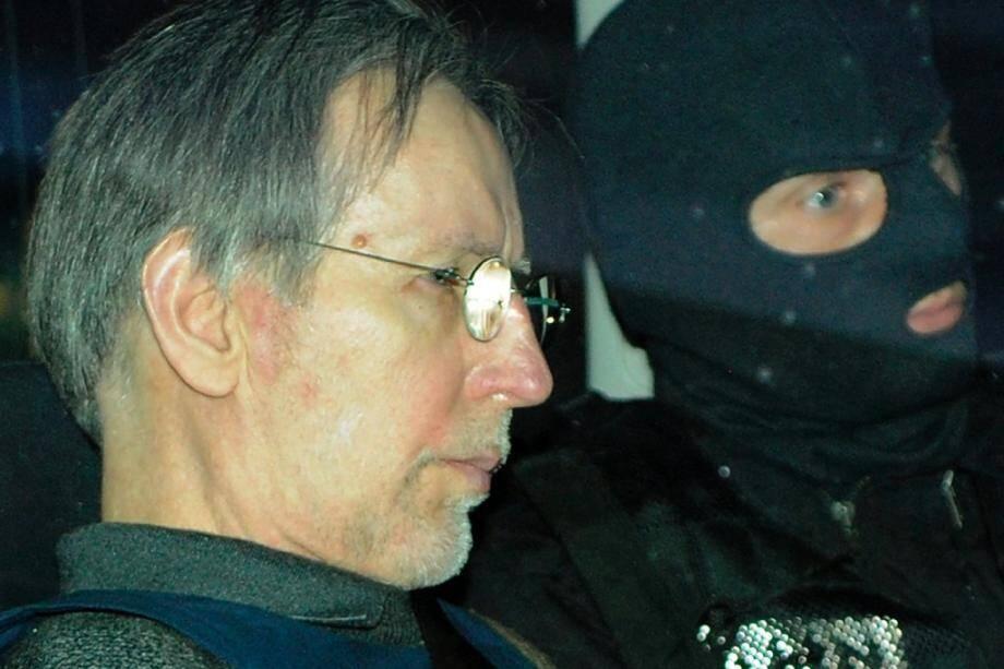 Michel Fourniret le 13 mai 2008 à Charleville-Mezières