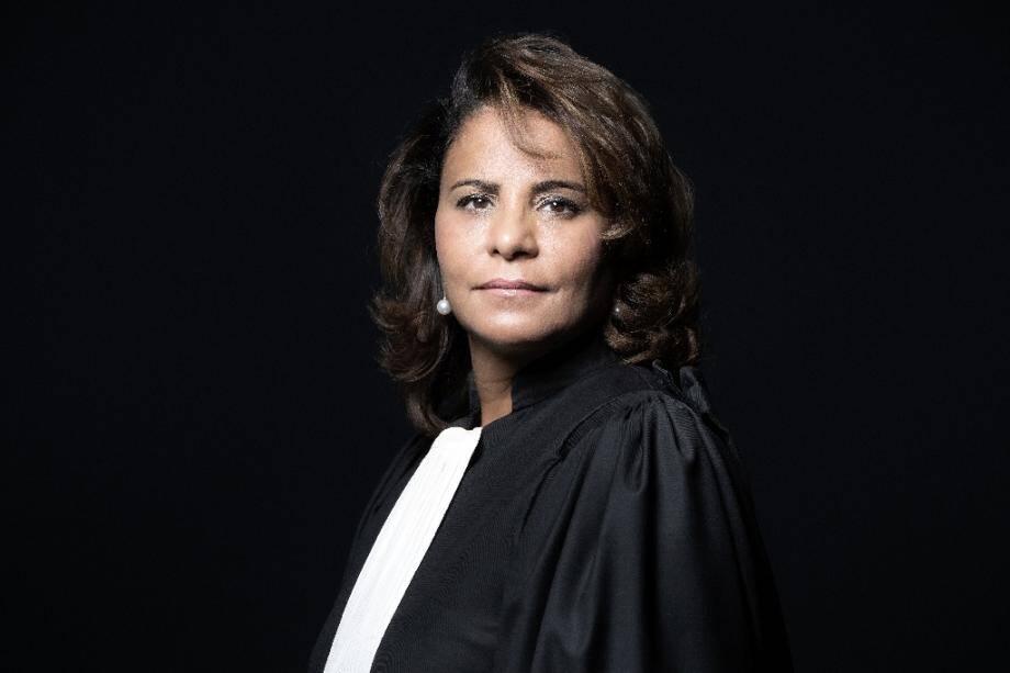 L'avocate Samia Maktouf, le 30 juillet 2019 à Paris