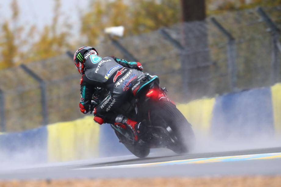 Fabio Quartararo, French MotoGP, 9 October 2020
