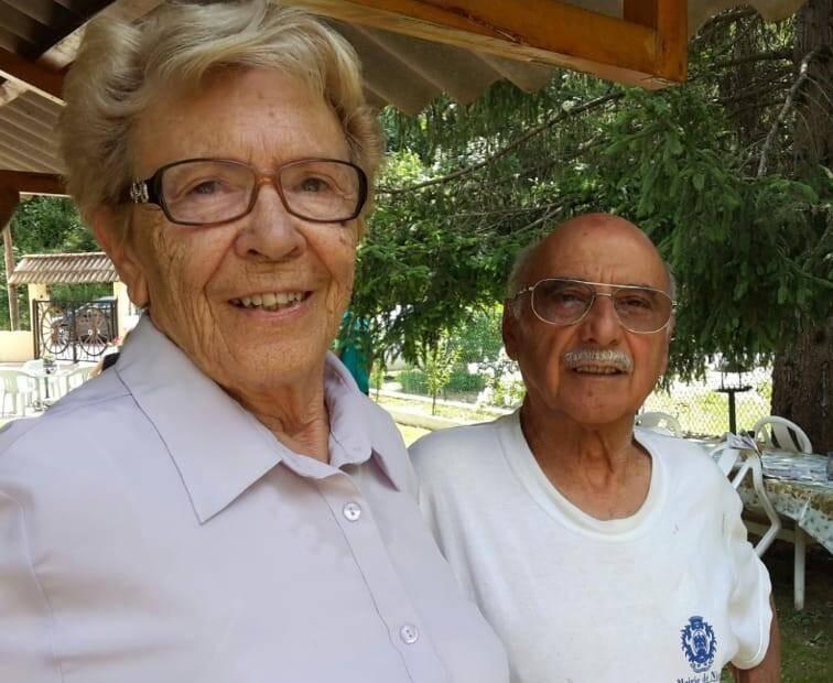 Léopold et JosetteBorello aimaient follement leur maison. Ils avaient acheté le terrain en 1968. Lui n'avait pas oublié que c'est à Roquebillière que ses parents s'étaient réfugiés pendant la guerre.