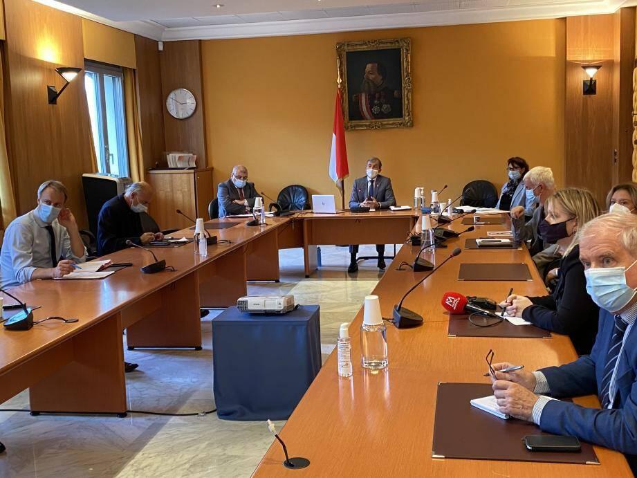 Ce mercredi après-midi, le conseiller de gouvernement-ministre pour les Affaires sociales et la Santé Didier Gamerdinger a animé une conférence de presse sur l'évolution de la Covid à Monaco, le déploiement des tests et les mesures gouvernementales envisagés.