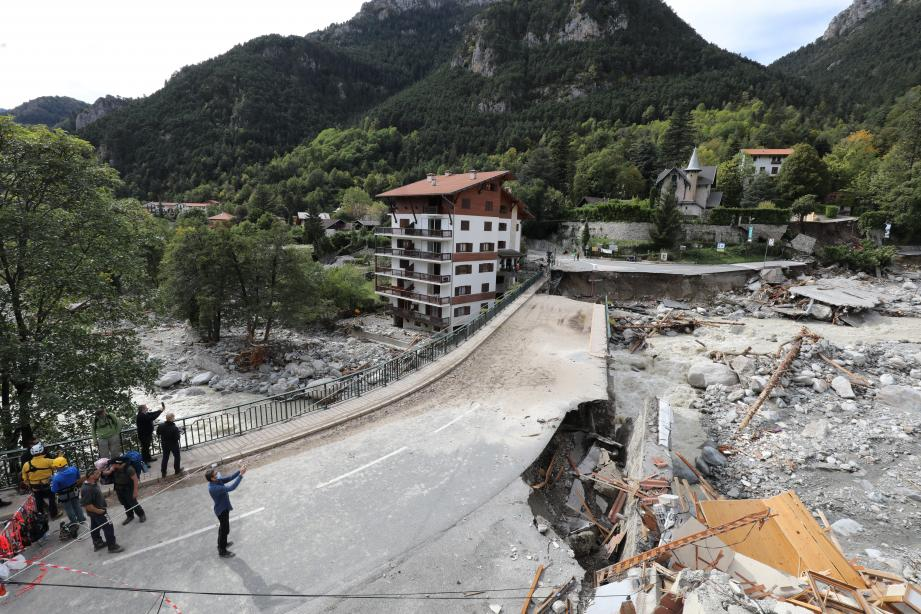 La Région Sud-Paca a débloqué 40 M€ affectés à la reconstruction, répartis entre 20 M€ au Département et 20 M€ à la Métropole Nice-Côte d'Azur.