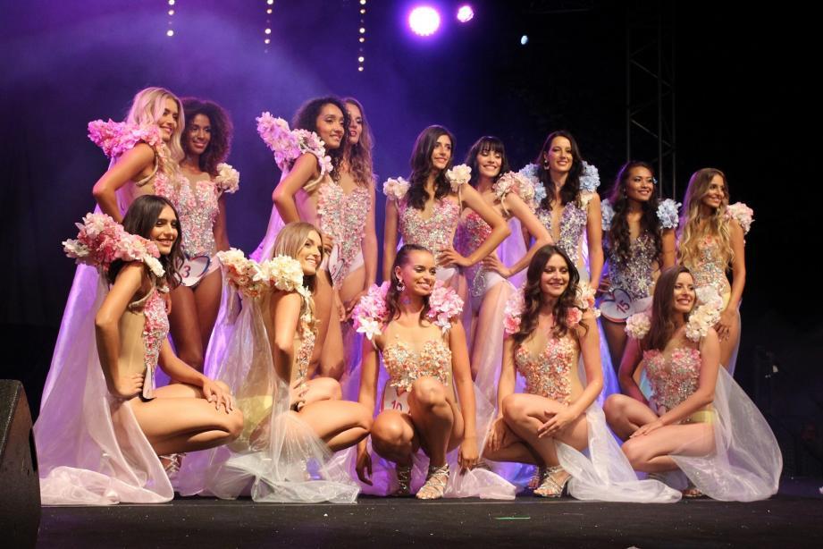 La soirée de gala organisée dans le cadre de Miss Provence est un des temps forts de l'année.