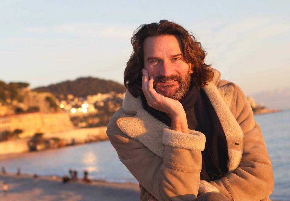 Frédéric Beigbeder, en 2014, à Nice.