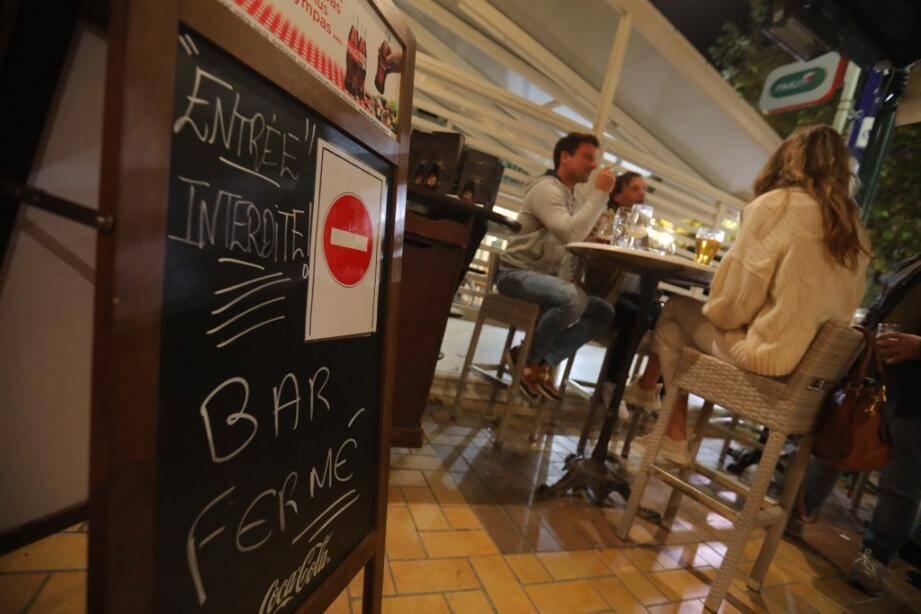 Samedi soir, les restaurateurs de l'agglo et les clients ont composé avec l'entrée en vigueur du couvre-feu.