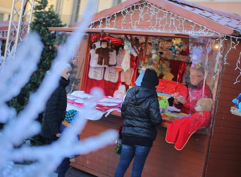 Les marchés de Noël auront-ils lieu dans les Alpes-Maritimes.Tout dépendra de l'évolution de la propagation de la Covid-19