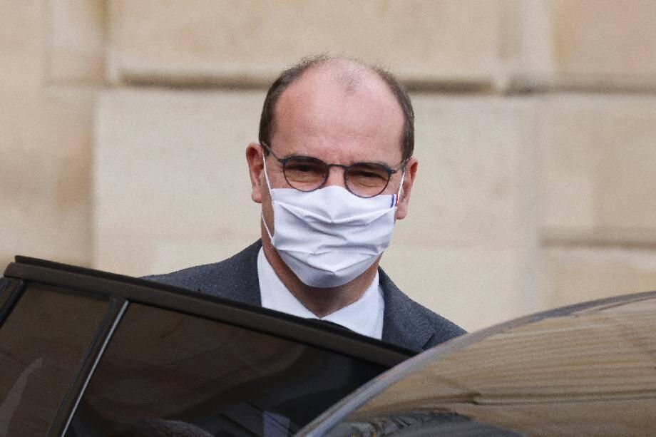Le Premier ministre Jean Castex, le 7 octobre 2020 à Paris.