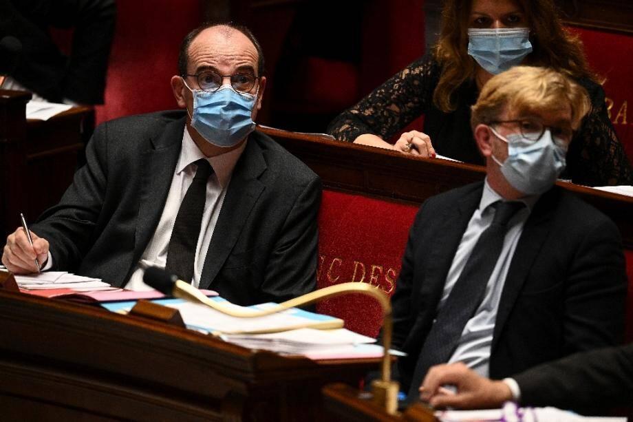 Prorogation de l'état d'urgence sanitaire en France jusqu'au 16 février