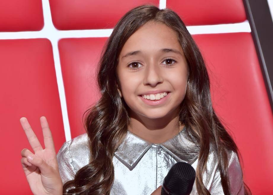 Rebecca est la gagnante de The Voice Kids 7.