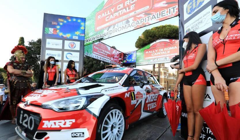 Craig Breen pilotera cette Hyundai i20 R5 dans deux semaines entre cols de Bleine et de Turini.