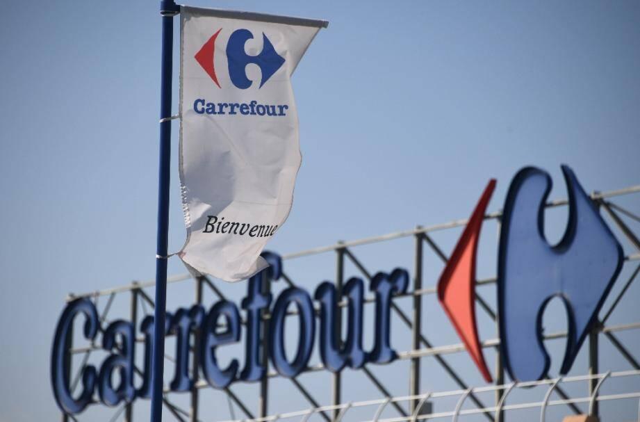 Un Carrefour Market de Nice-Nord avait été attaqué en 2018 grâce aux indiscrétions d'un employé (image d'illustration).