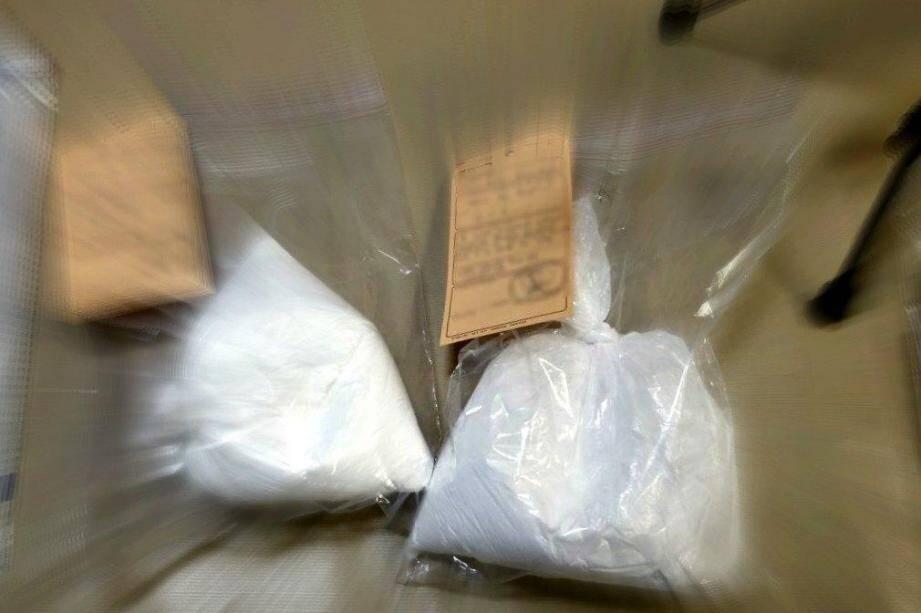 Des sachets de cocaïne (image d'illustration).