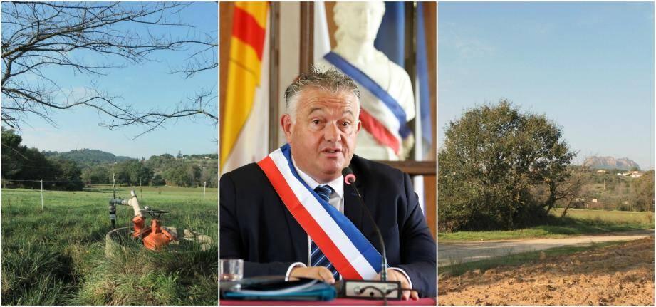 Entre loi Littoral, zones Natura 2000 et risques naturels, l'établissement du nouveau Plan local d'urbanisme est un défi difficile à relever par la nouvelle municipalité dirigée par Jean Cayron.
