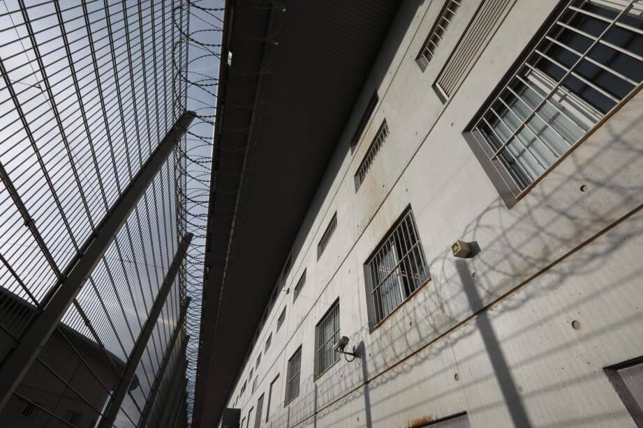 Les faits se sont déroulés à la prison de Toulon-La Farlède.
