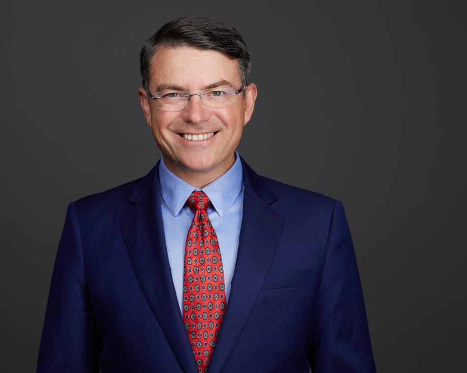 David Gurlé, fondateur et PDG de l'américaine Symphony dont une partie de la R&D est installée à Sophia, a été le bras droit de Bill Gates chez Microsoft.