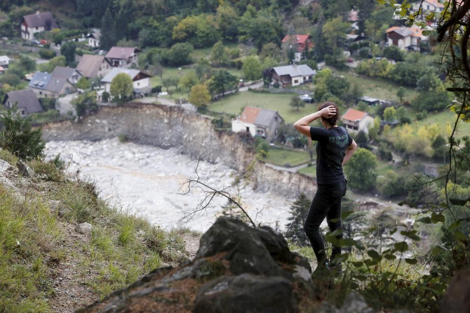Les catastrophes naturelles, comme dans la Vésubie le 2 octobre, ont doublé depuis l'an 2000.