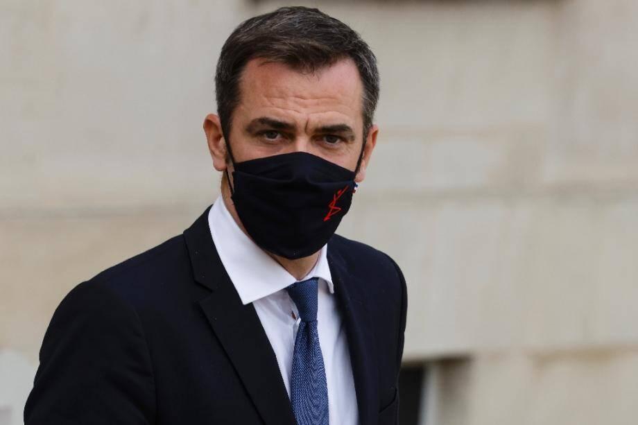 Le ministre de la Santé Olivier Véran le 7 octobre 2020 à Paris