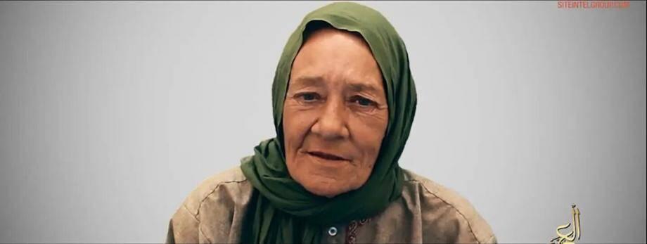 La septuagénaire Sophie Pétronin a été enlevée le 24 décembre 2016 par des hommes armés, à Gao, dans le nord du Mali.