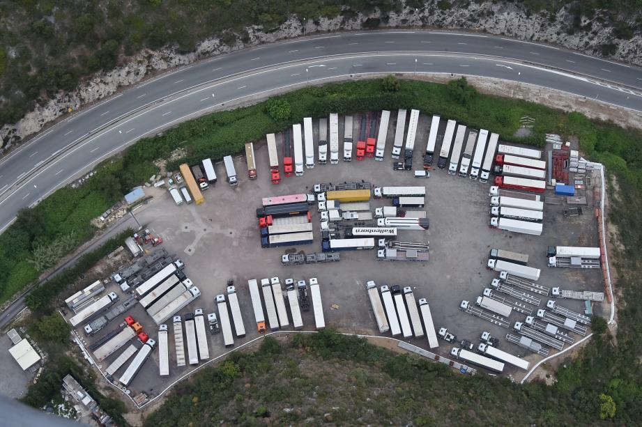 Le tracé passerait sous la Brasca, à Èze, où Monaco a acheté 20 hectares de terrain en 2017.