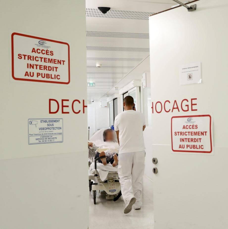Depuis une semaine, le nombre de passages aux urgences du de Toulon augmente sensiblement.