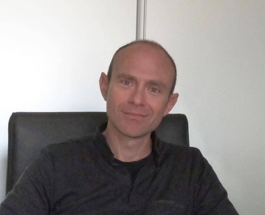 Le docteur Jérôme Palazzolo
