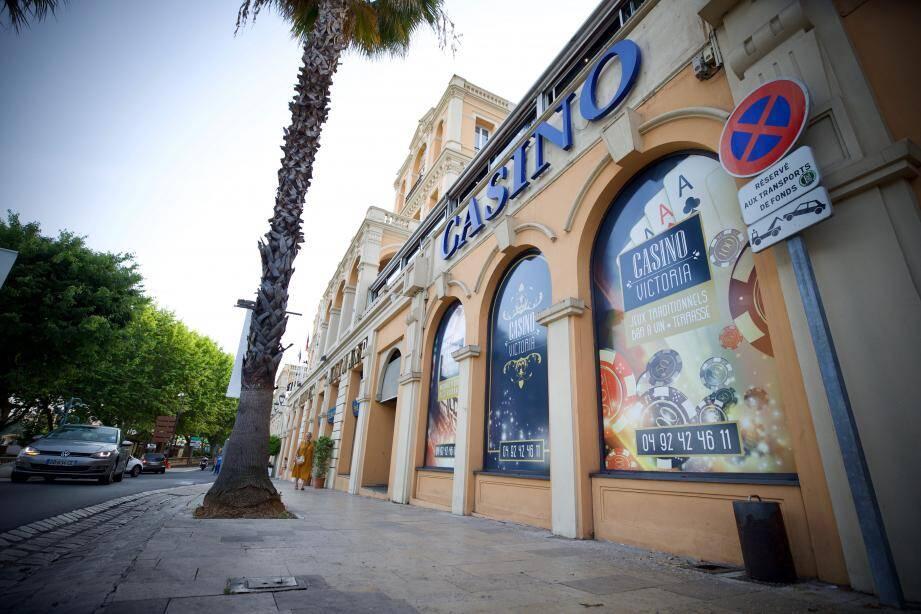 Le casino Victoria prolongé pour trois ans.