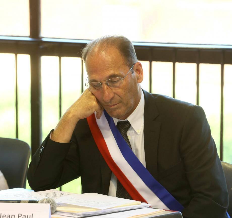 Jean-Paul Reggiani a été élu en mars. Il a succédé à Nello Broglio, désormais chef de l'opposition.