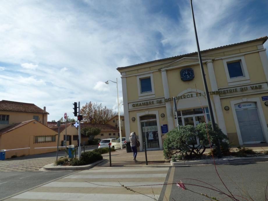 Le projet de maison médicale à l'entrée de ville, sur le site de l'ancienne CCI.