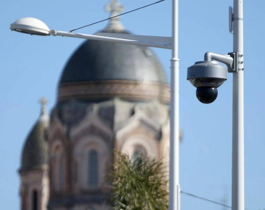 La video surveillance à Saint-Raphaël.