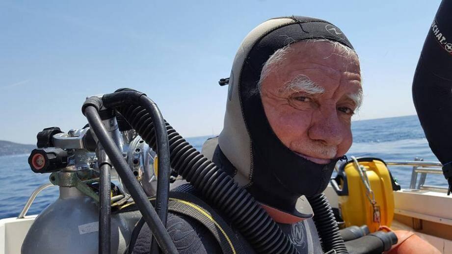 Le décès de l'archéologue sous-marin Jean-Pierre Joncheray, est survenu à l'âge de 79 ans, ce jeudi à Saint-Raphaël.