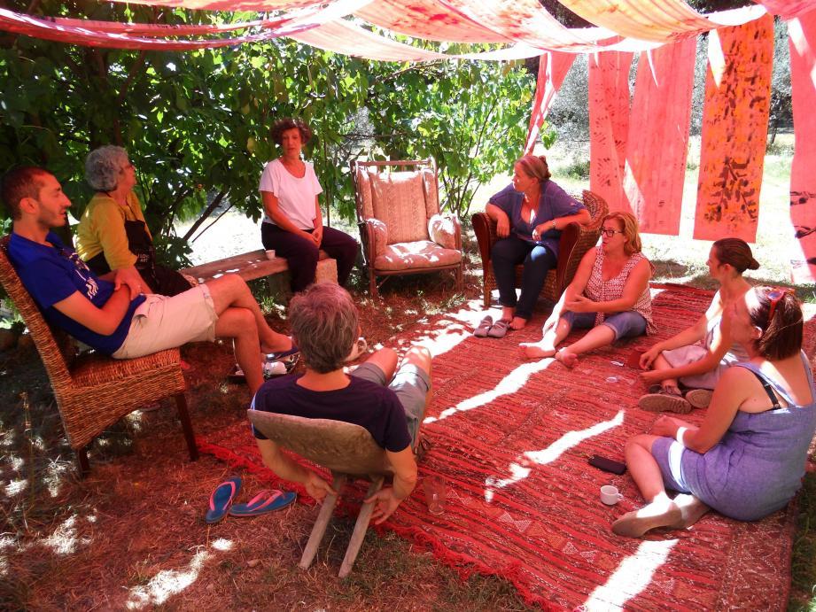 C'est un projet au long cours qu'ont entrepris les participants du projet d'habitat participatif Kariso, à Draguignan.