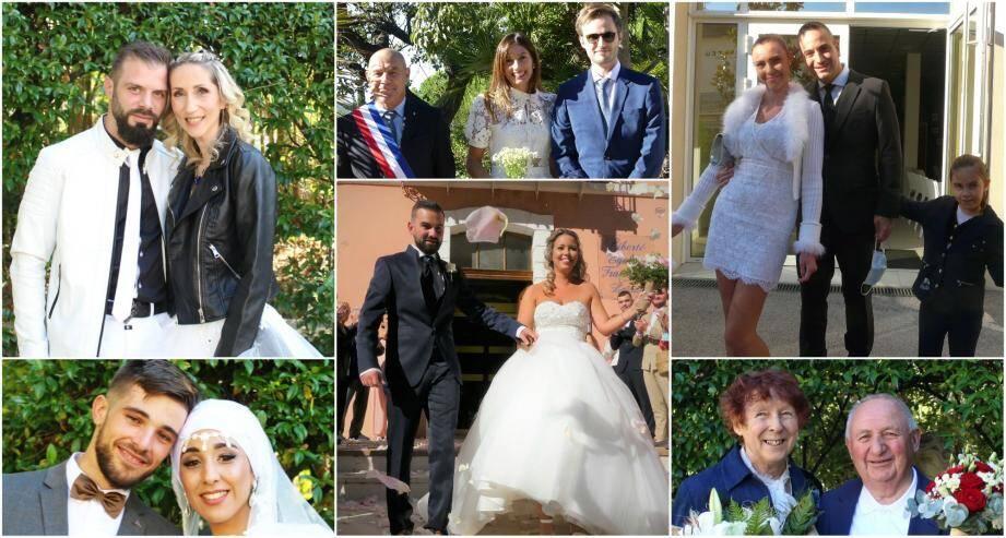 Les mariés du week-end dans le Var