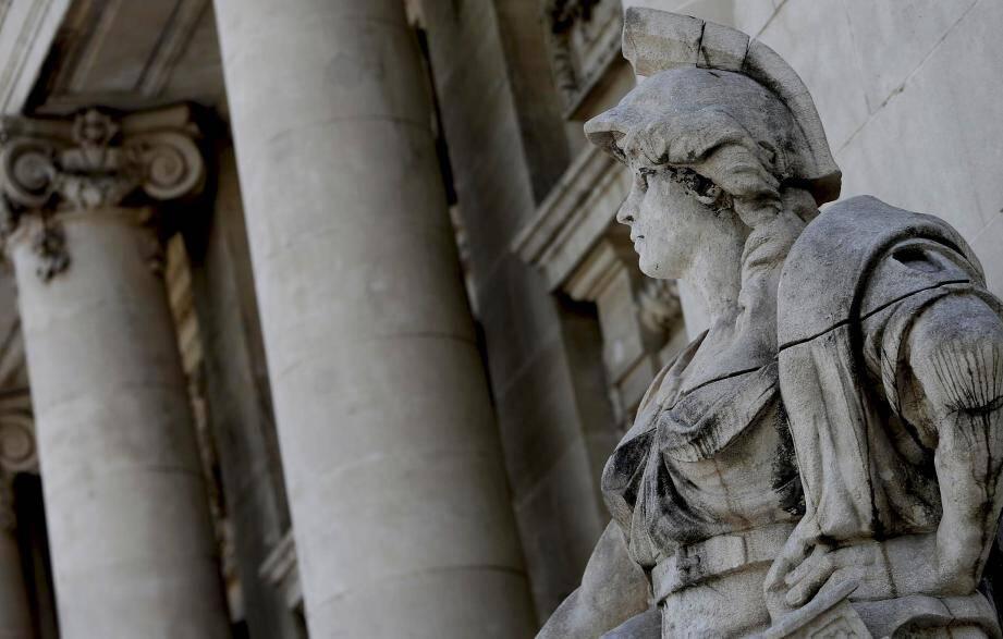 Illustration tribunal correctionnel de Toulon.