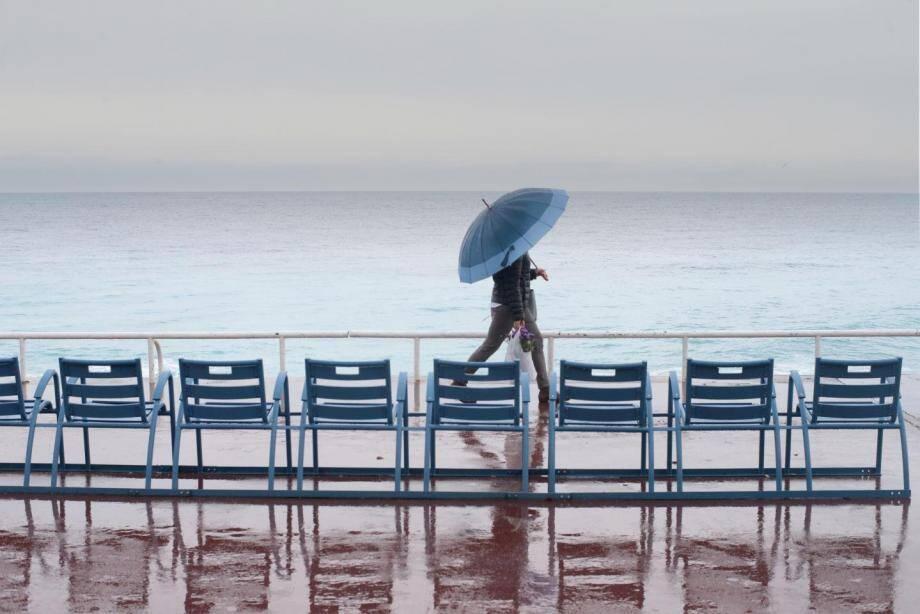 De la pluie au programme ce mardi.