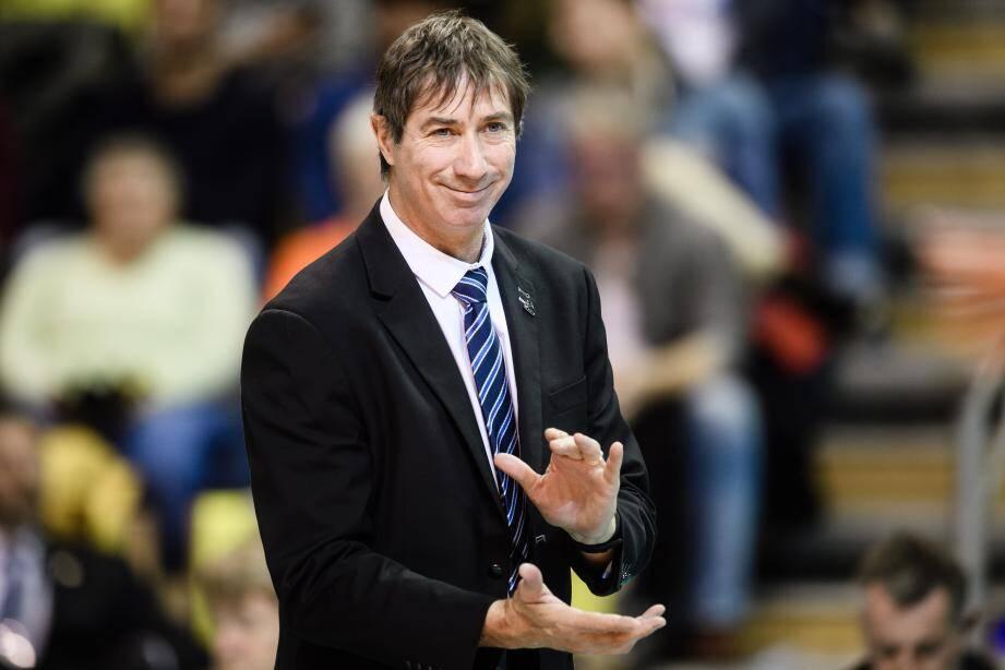 Laurent Tillie va avoir une double casquette d'entraîneur et de sélectionneur cette saison.
