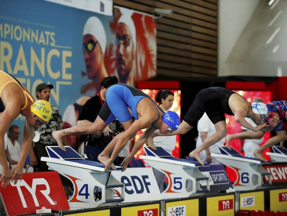Après son titre et son record de France sur 100 mètres en 2018, Charlotte Bonnet reviendra dans le Var en décembre