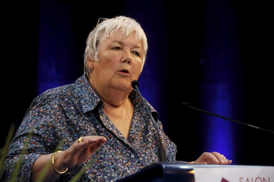 Jacqueline Gourault à Draguignan en 2018. Illustration.